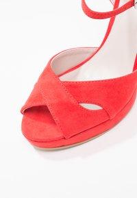 Anna Field - High heeled sandals - red - 2