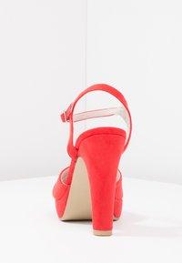 Anna Field - High heeled sandals - red - 5