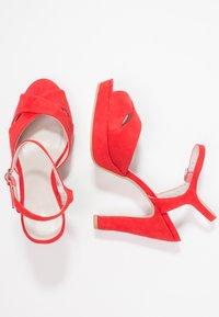 Anna Field - High heeled sandals - red - 3