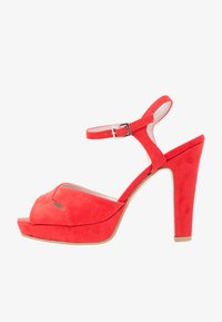 Anna Field - High heeled sandals - red - 1