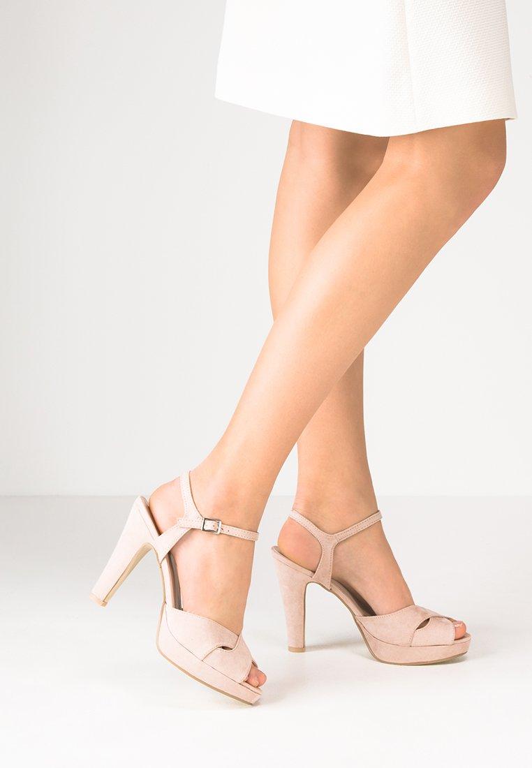 Anna Field - High heeled sandals - soft pink