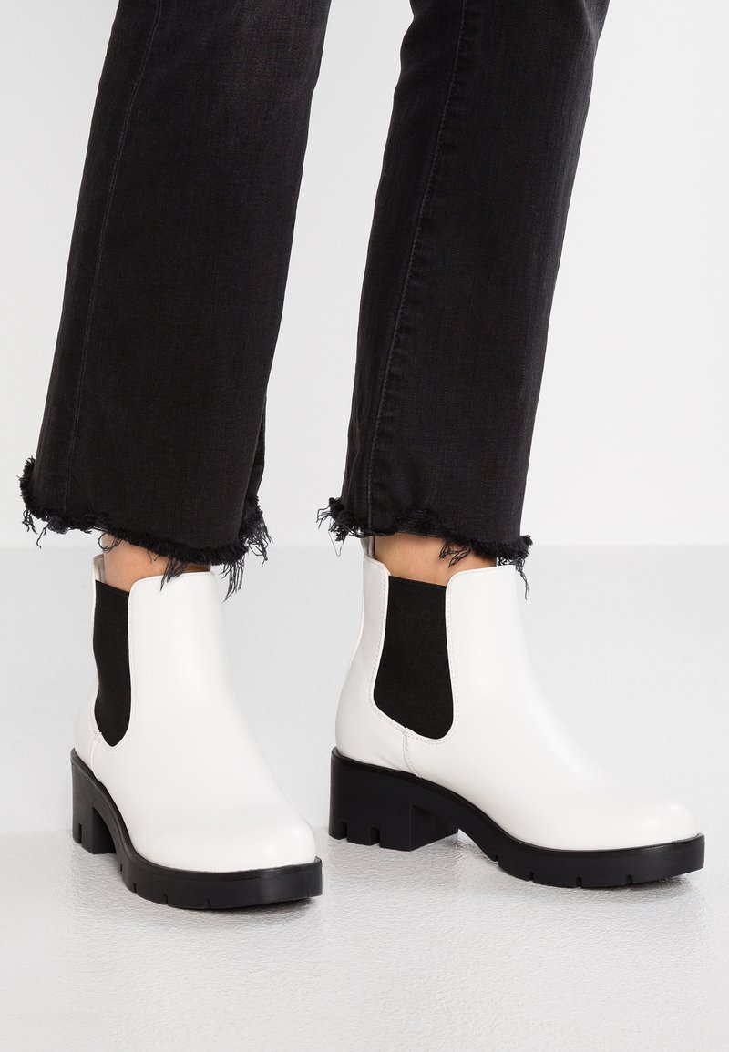 Anna Field - Ankle boots - offwhite
