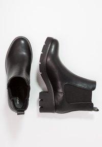 Anna Field - Kotníková obuv - black - 1