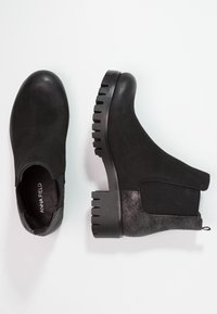 Anna Field - Kotníkové boty na platformě - black - 1