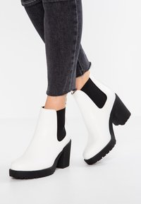 Anna Field - Ankle boot - white - 0