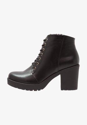 Ankelboots - black
