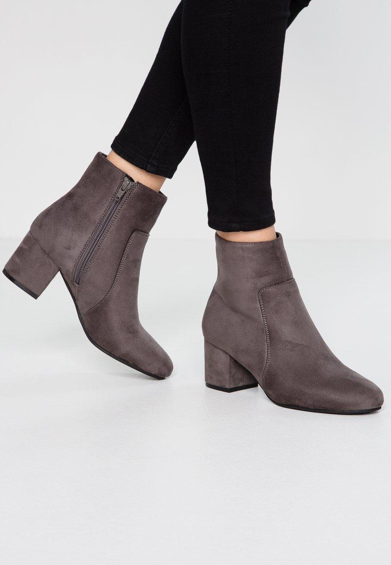 Anna Field - Kotníkové boty - grey