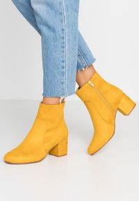 Anna Field - Classic ankle boots - yellow - 0