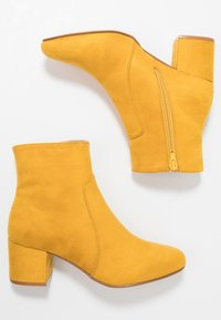 Anna Field - Classic ankle boots - yellow - 3