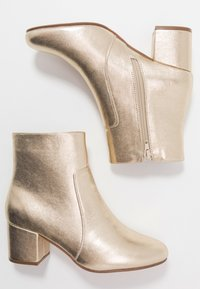Anna Field - Classic ankle boots - gold - 3