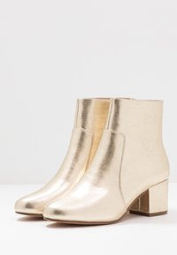 Anna Field - Classic ankle boots - gold - 4
