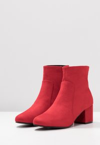 Anna Field - Classic ankle boots - red - 4