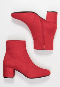 Anna Field - Classic ankle boots - red - 3