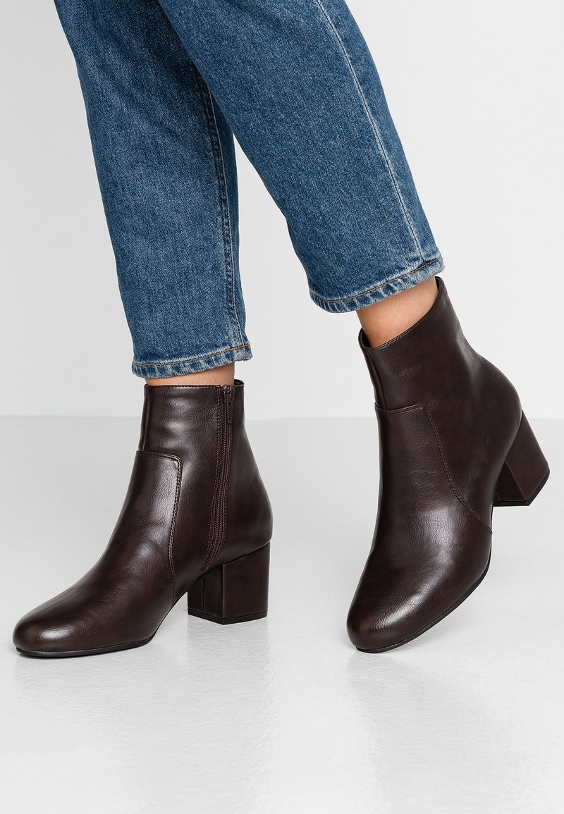Anna Field - Classic ankle boots - brown