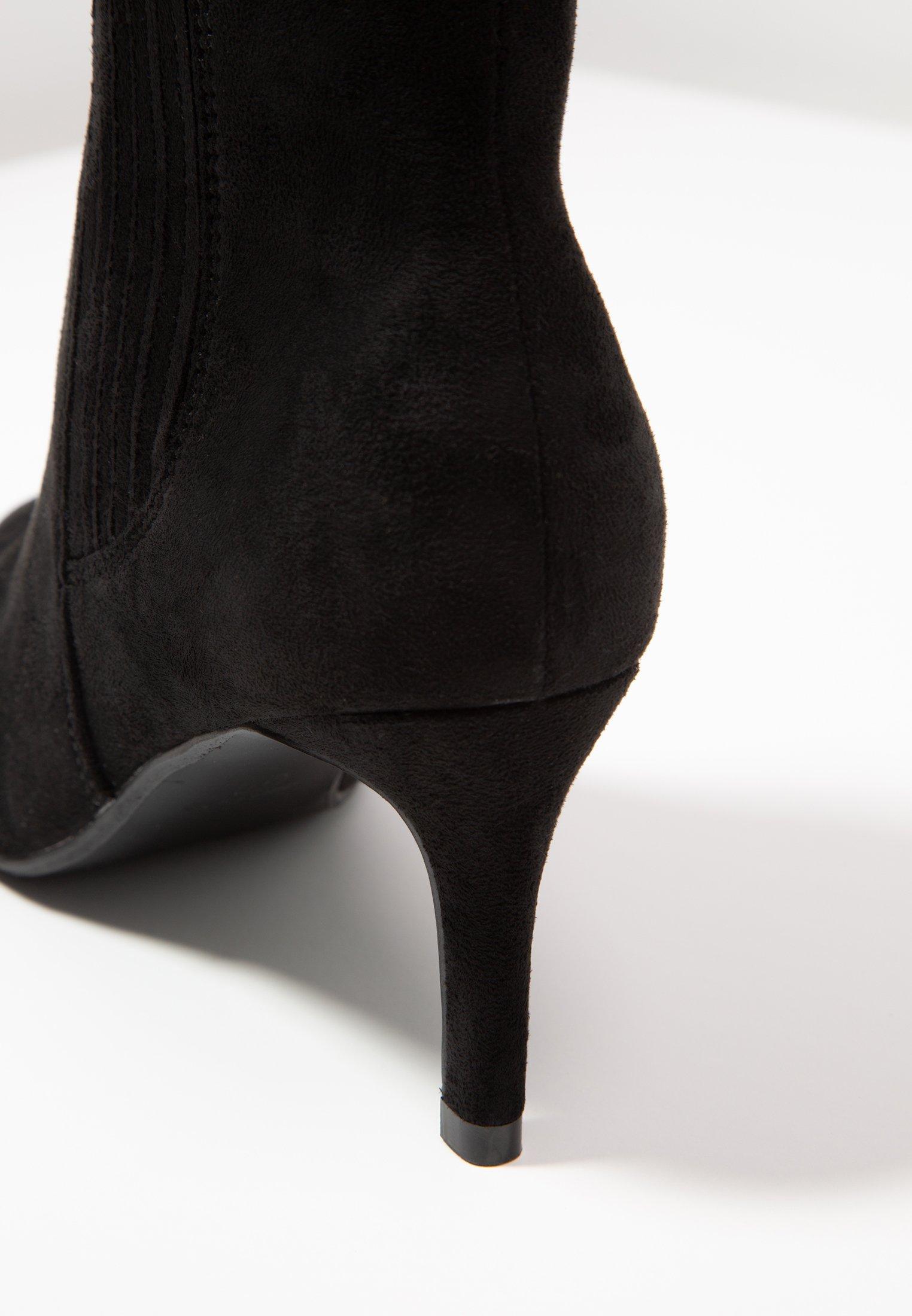 Anna Field Ankelstøvler - black