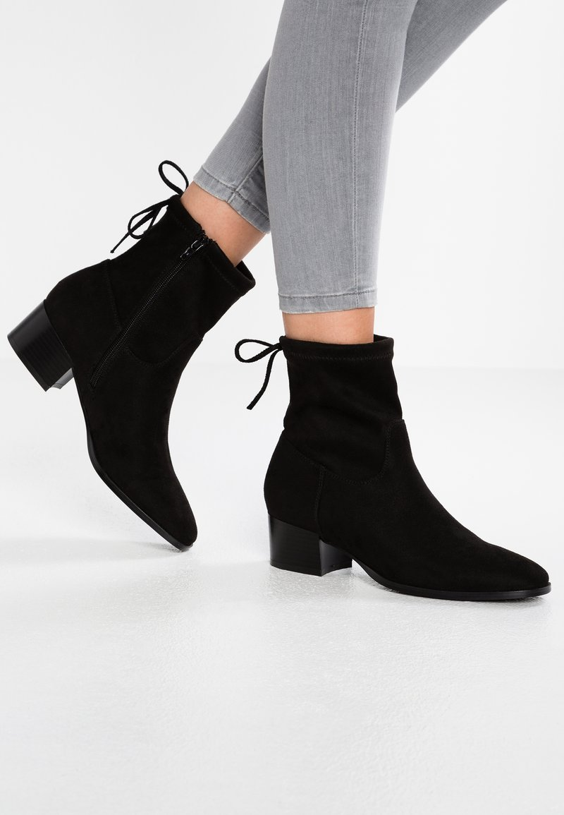 Anna Field - Kotníkové boty - black