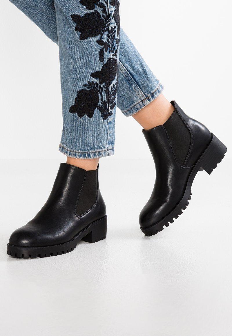 Anna Field - Kotníková obuv - black