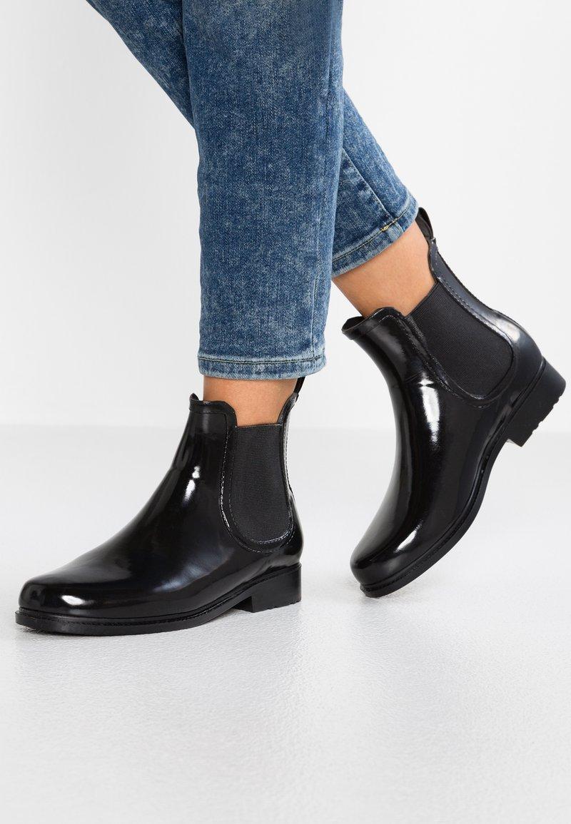 Anna Field - Stivali di gomma - black