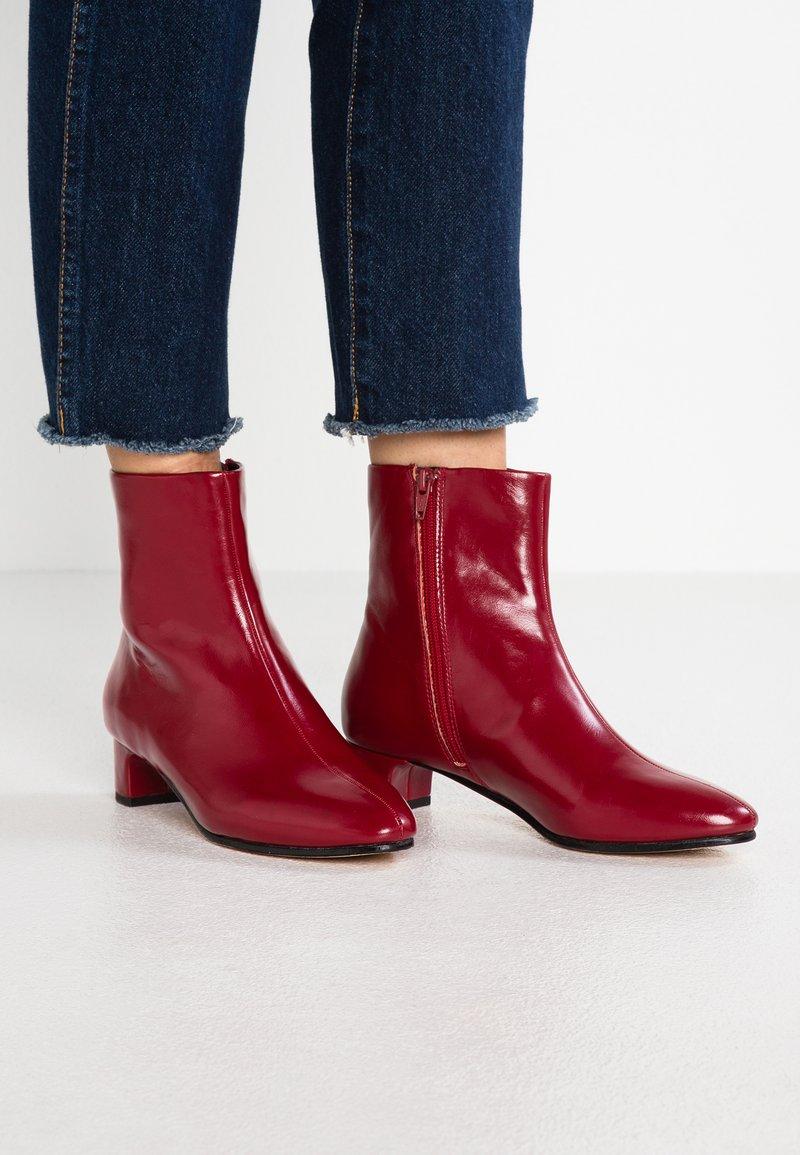 Anna Field - Stiefelette - red