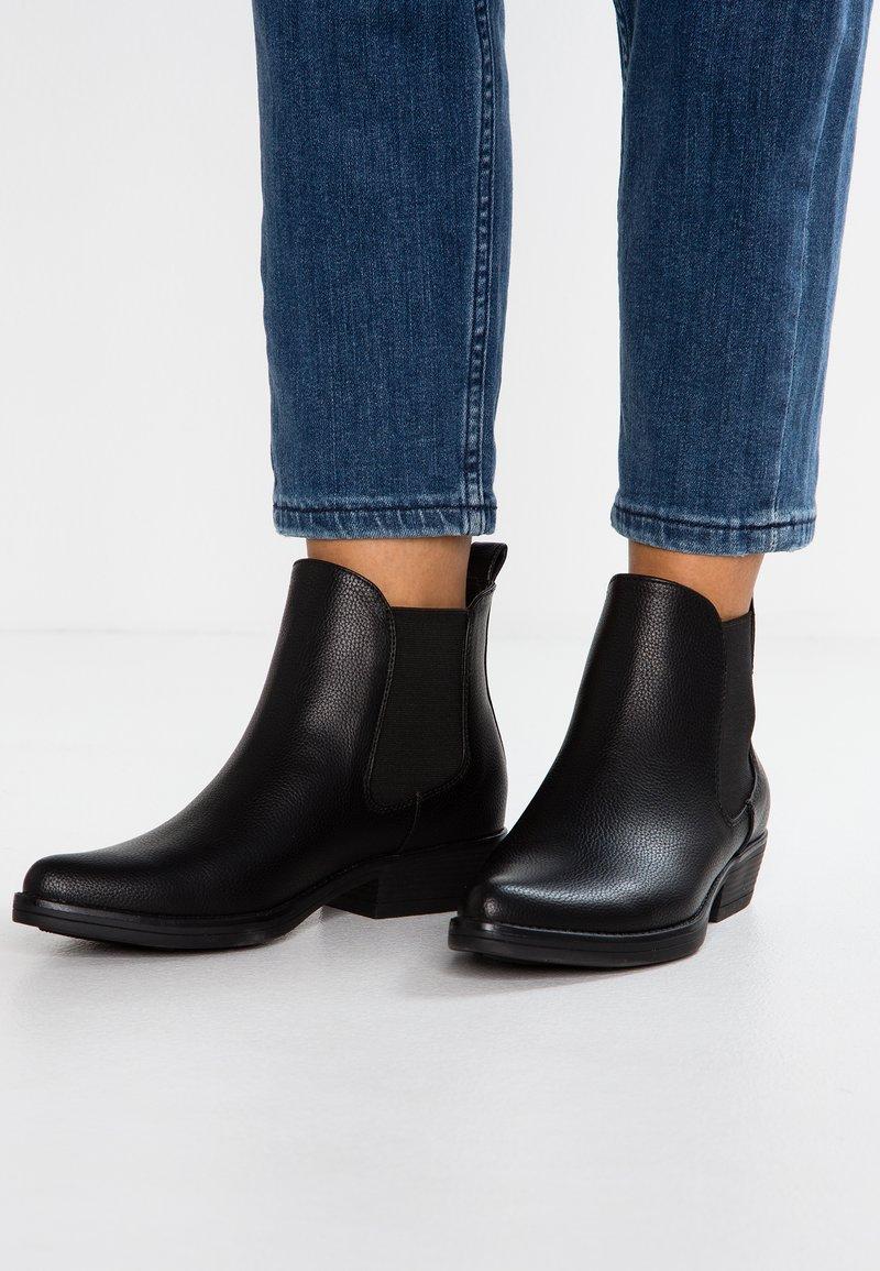 Anna Field - Ankelstøvler - black