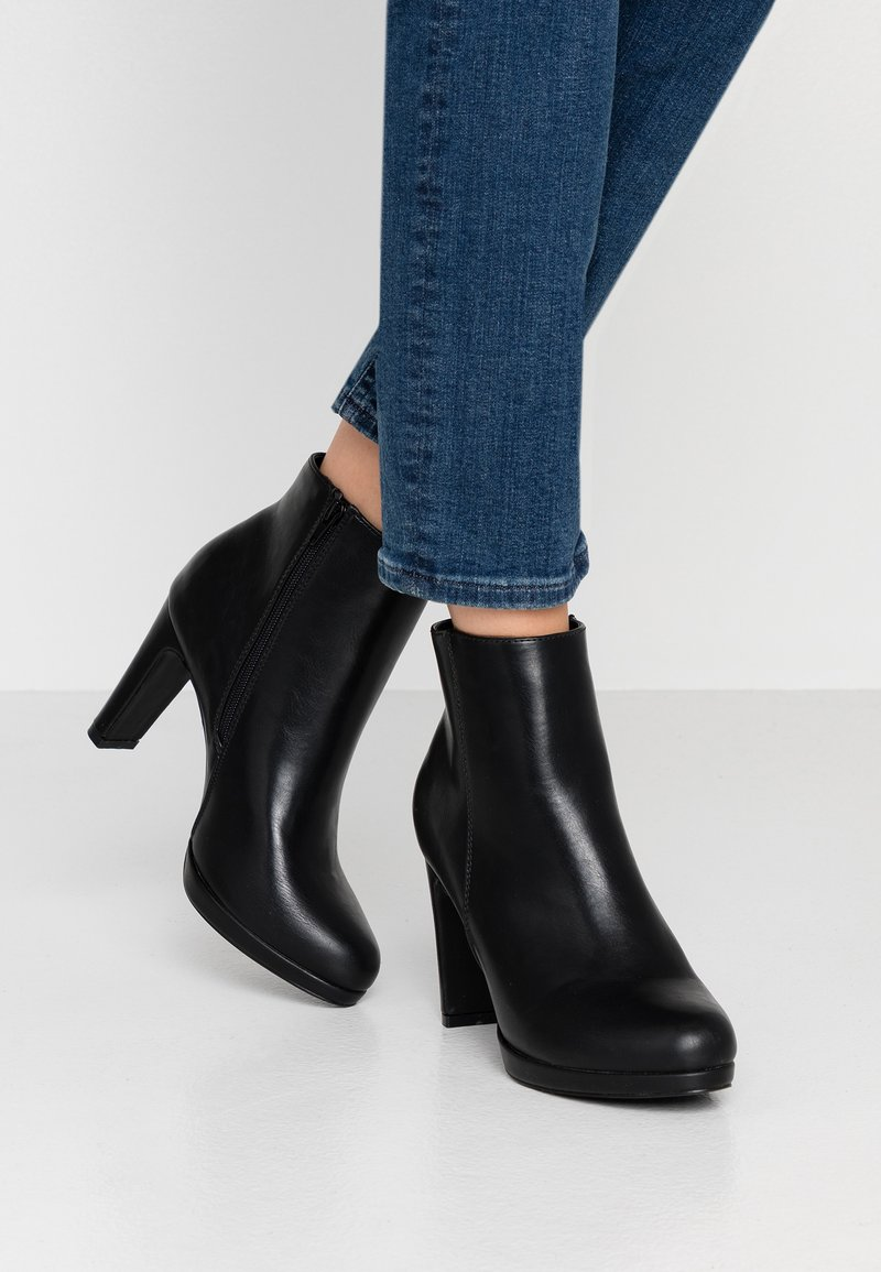 Anna Field - High Heel Stiefelette - black