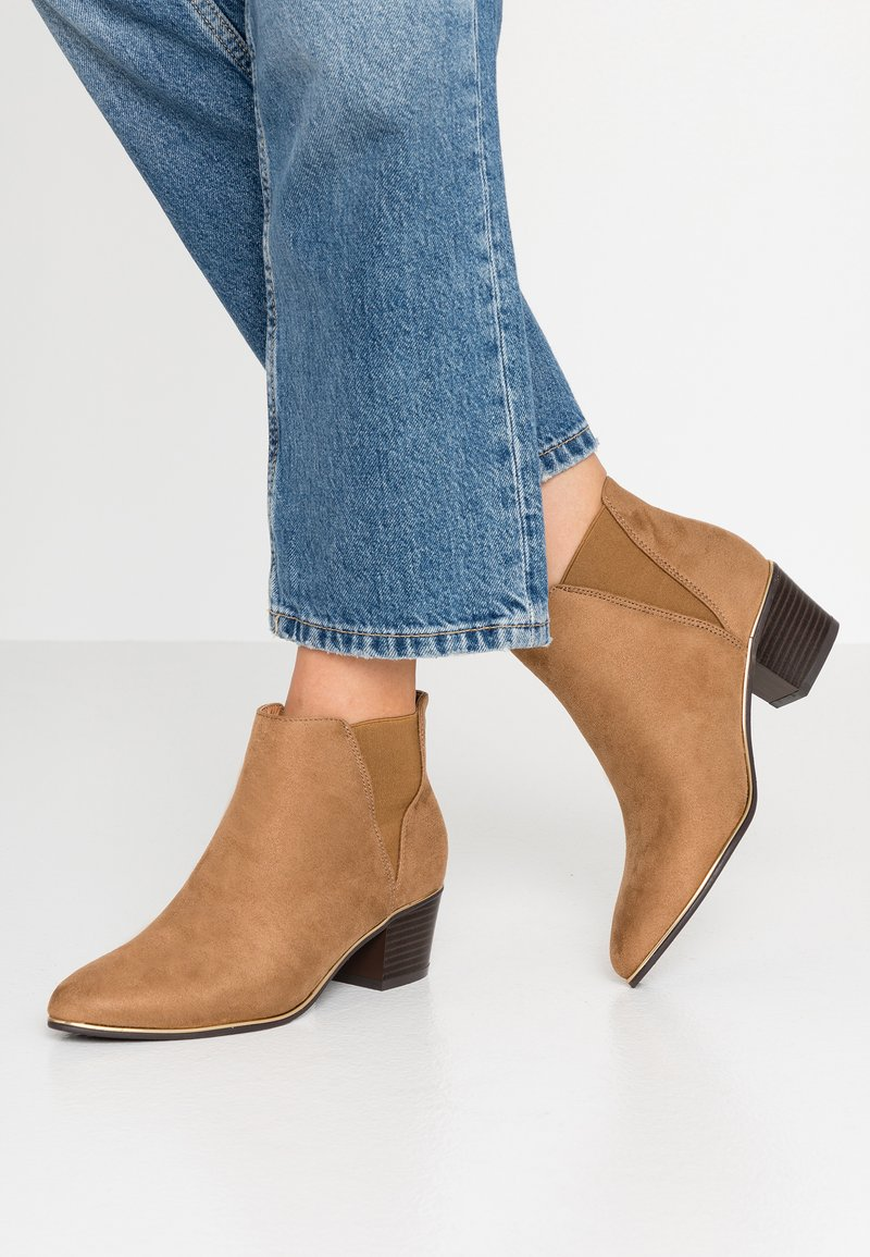 Anna Field - Ankle Boot - cognac