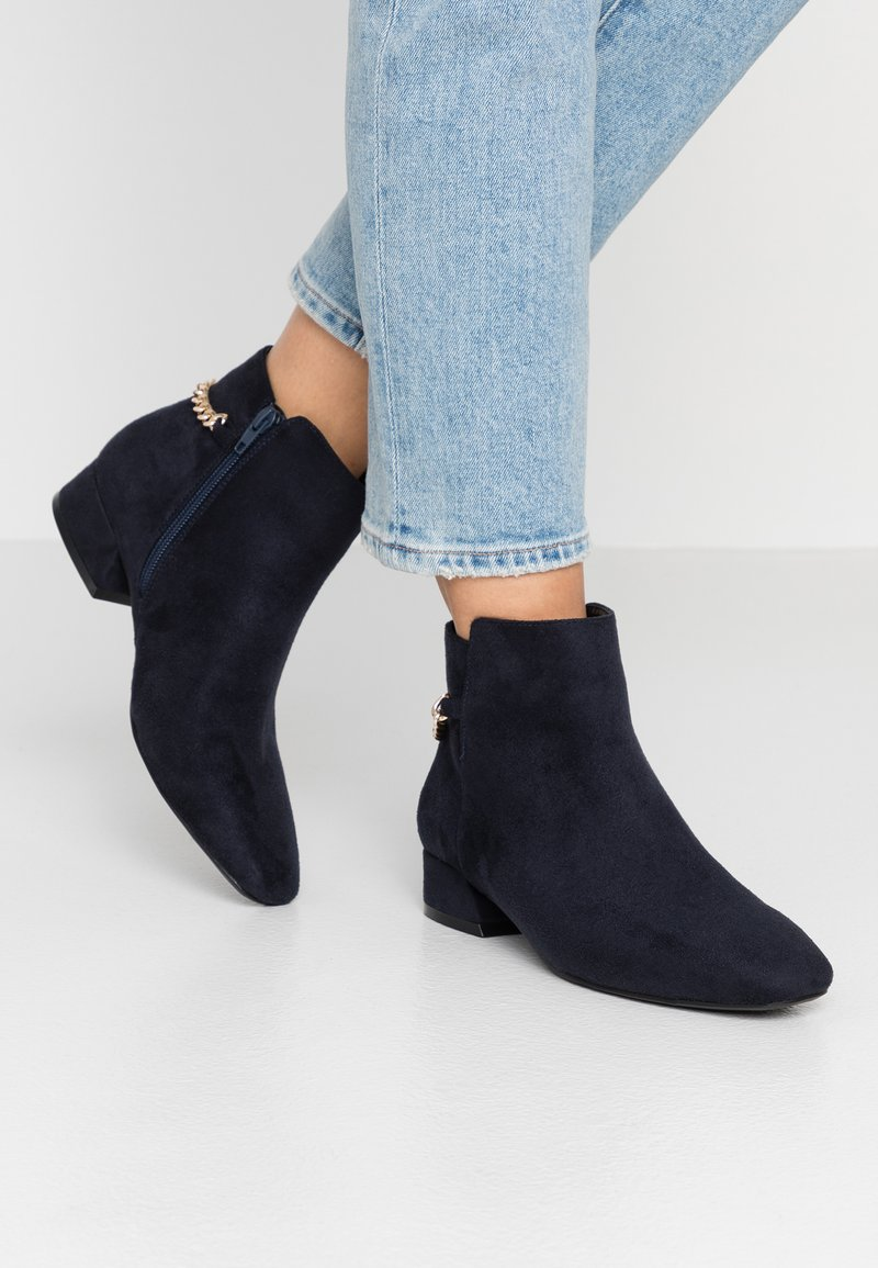 Anna Field - Stiefelette - dark blue