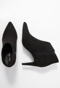 Anna Field - High heeled ankle boots - black - 3