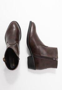 Anna Field - Kotníková obuv - dark brown - 3