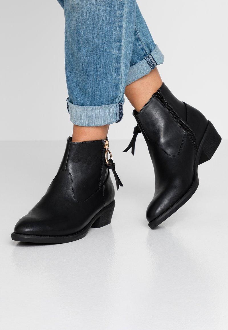 Anna Field - Boots à talons - black