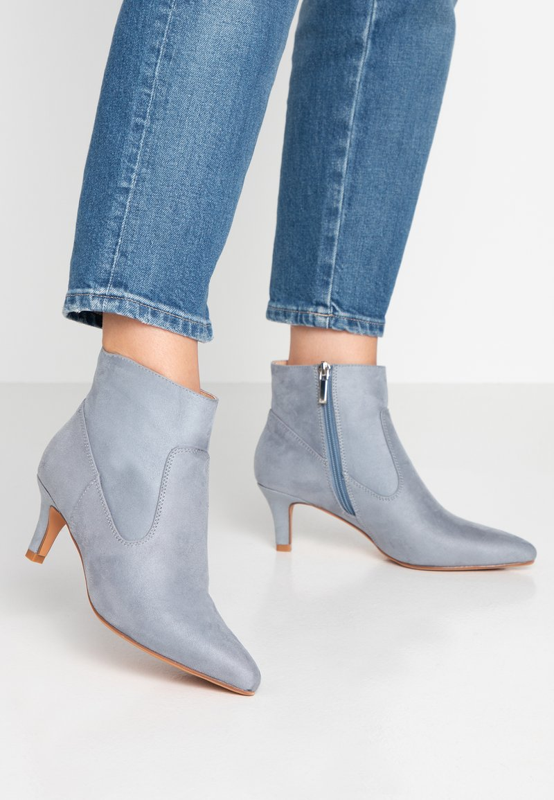 Anna Field - Ankle Boot - light blue