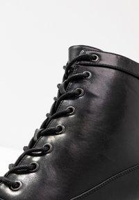 Anna Field - Kotníková obuv na vysokém podpatku - black - 2