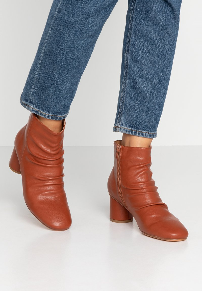 Anna Field - Ankle boots - orange