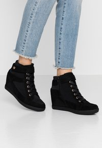 Anna Field - Sneakers laag - black - 0