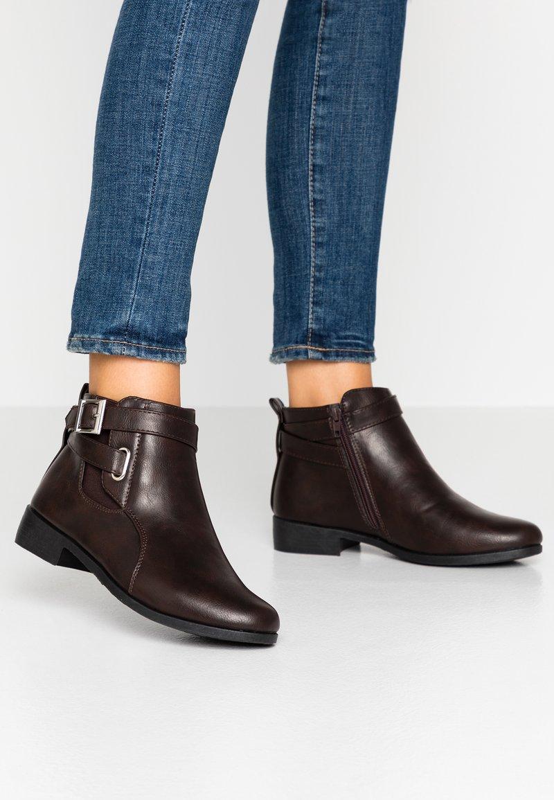 Anna Field - Korte laarzen - brown