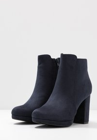 Anna Field - Classic ankle boots - blue - 4