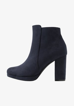 Classic ankle boots - blue