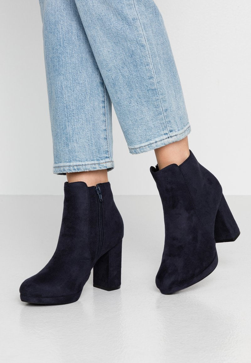 Anna Field - Classic ankle boots - blue