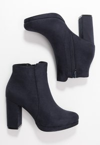 Anna Field - Classic ankle boots - blue - 3