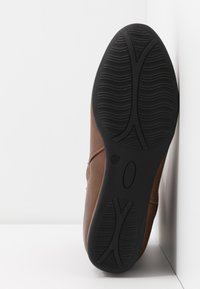 Anna Field - Wedge Ankle Boots - cognac - 6