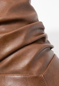 Anna Field - Wedge Ankle Boots - cognac - 2