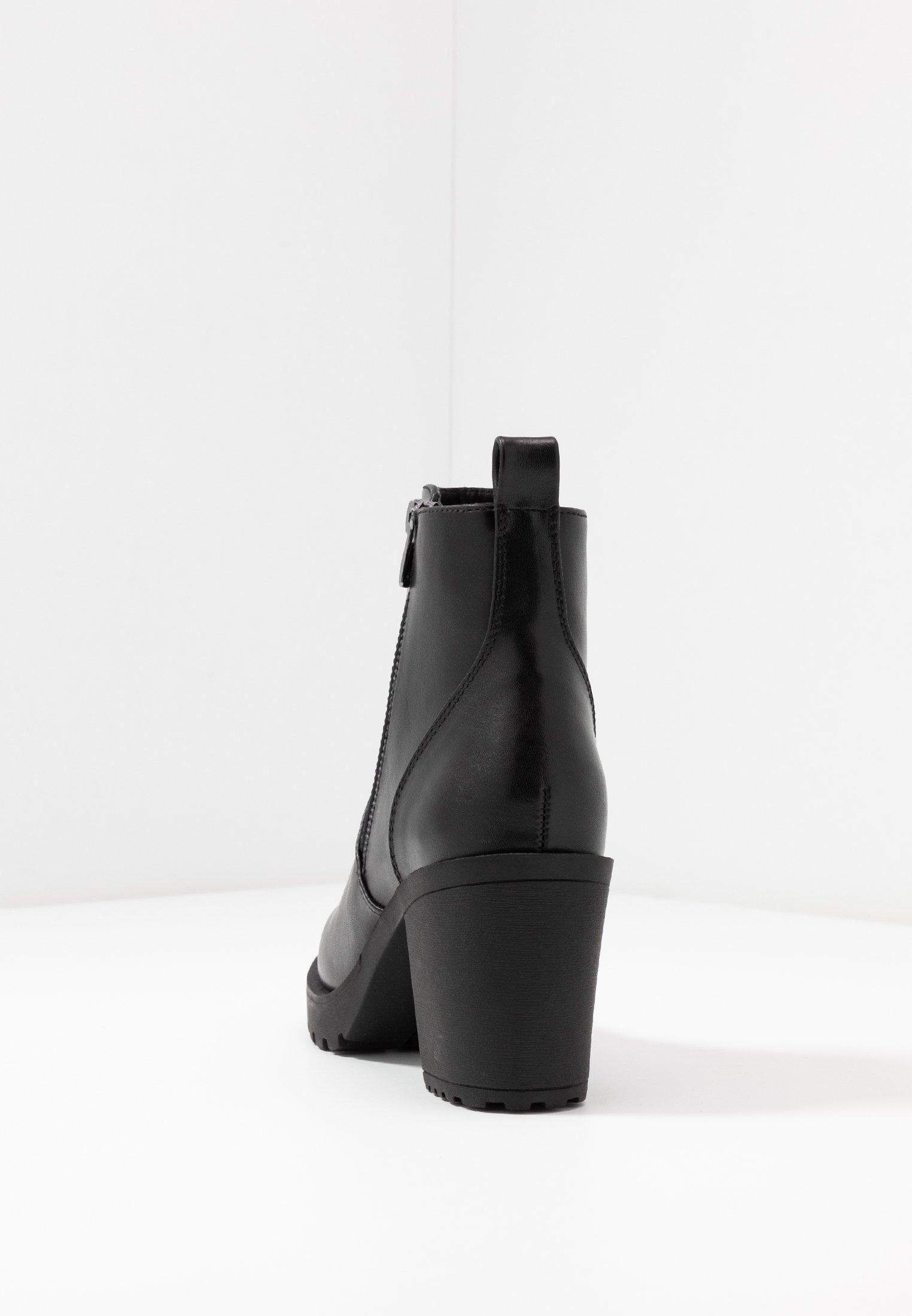 Anna Field Støvletter - black lvo6R