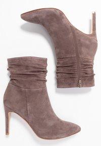 Anna Field - LEATHER BOOTIES - Classic ankle boots - brown - 3