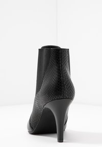 Anna Field - LEATHER BOOTIES - Stiefelette - black - 5