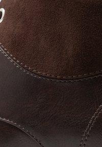 Anna Field - Snørestøvletter - brown - 2
