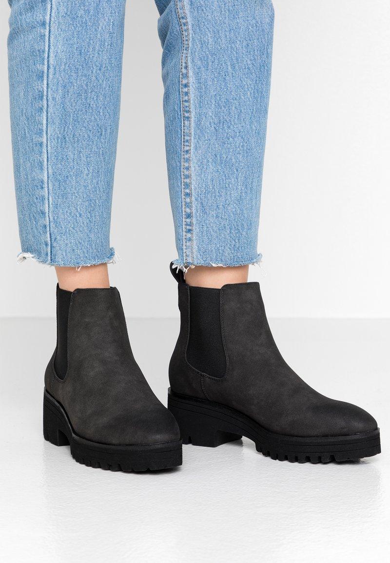 Anna Field - Kotníková obuv - grey