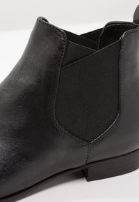 Anna Field - LEATHER CHELSEAS - Ankle boot - black - 2