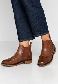 Anna Field - Ankle boots - cognac - 0