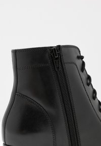 Anna Field - LEATHER BOOTIES - Ankelboots - black - 2