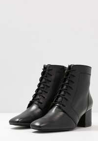 Anna Field - LEATHER BOOTIES - Ankle boot - black - 4
